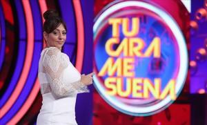 La humorista Yolanda Ramos, que participa en el concurso de Antena 3 Tu cara me suena.