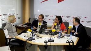 Els treballadors de Catalunya Ràdio rebutgen l'aplicació del 155