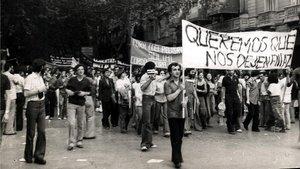 Espanya compleix 40 anys sense el delicte d'homosexualitat