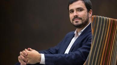 """Alberto Garzón: """"El PCE de la transición se autoengañó y engañó a los militantes"""""""