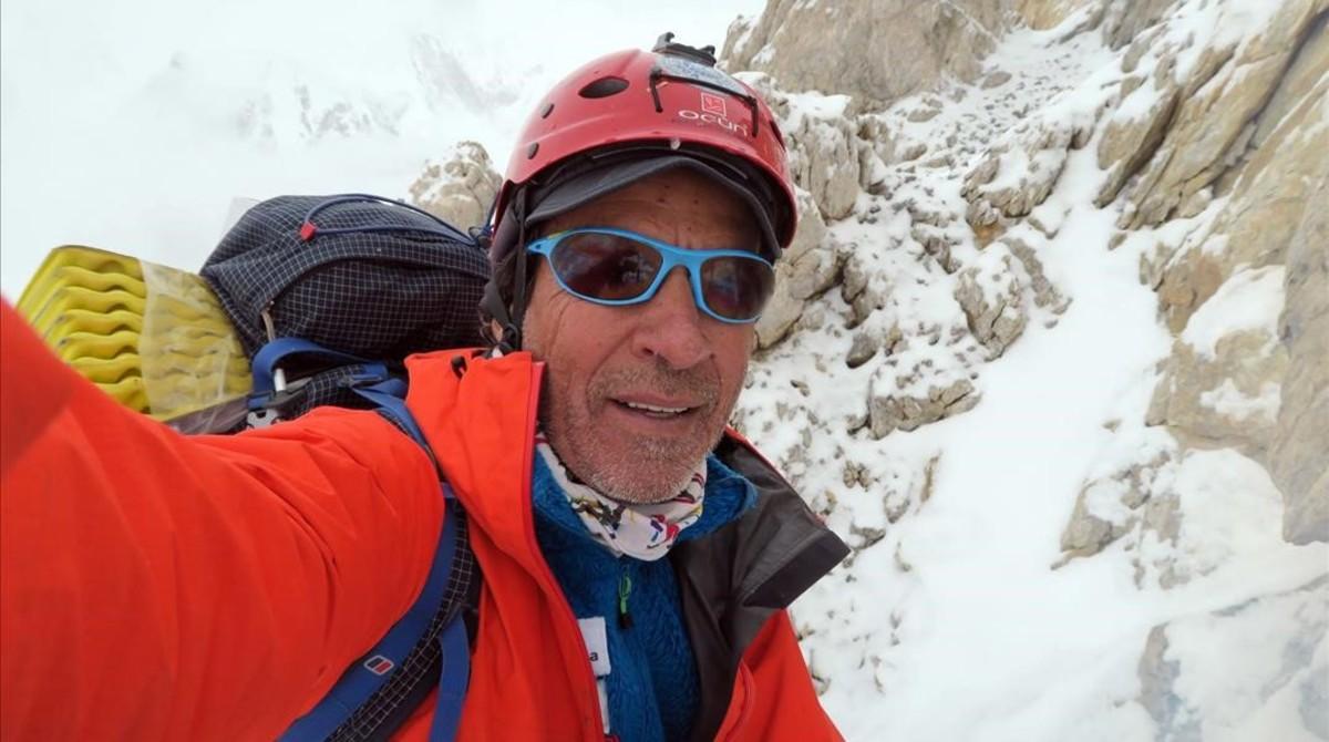 Los alpinistas oyen voces