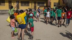 Aprenentatges vitals dels nens a l'estiu