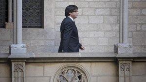 Las elecciones fallidas de Carles Puigdemont