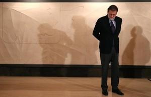 Rajoy, en mans del 21-D