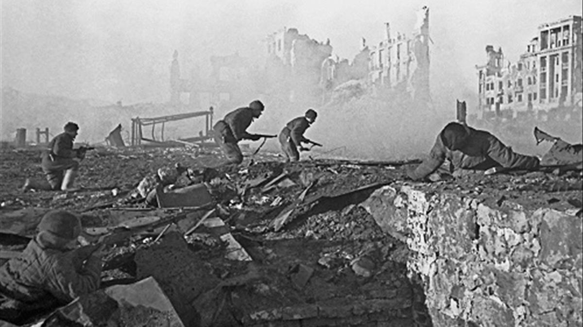 Veus des de l'infern de Stalingrad