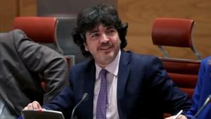 Mario Garcés, secretario de Estado de Servicios Sociales e Igualdad.