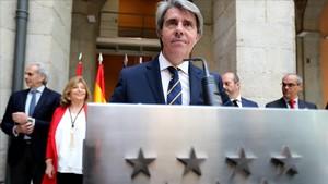 Garrido: Cifuentes decidirà en els propers dies si continua com a diputada