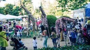 Día de la Música en Familia en Pedralbes
