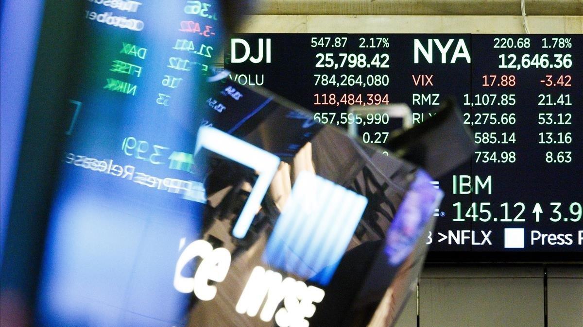 La recessió torna a trucar a la porta de l'economia mundial