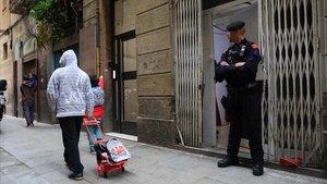 Objectiu: treure les xeringues del carrer després de colpejar els 'narcopisos'