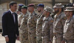 Militars espanyols repel·leixen un atac terrorista contra un centre d'ensinistrament a Mali