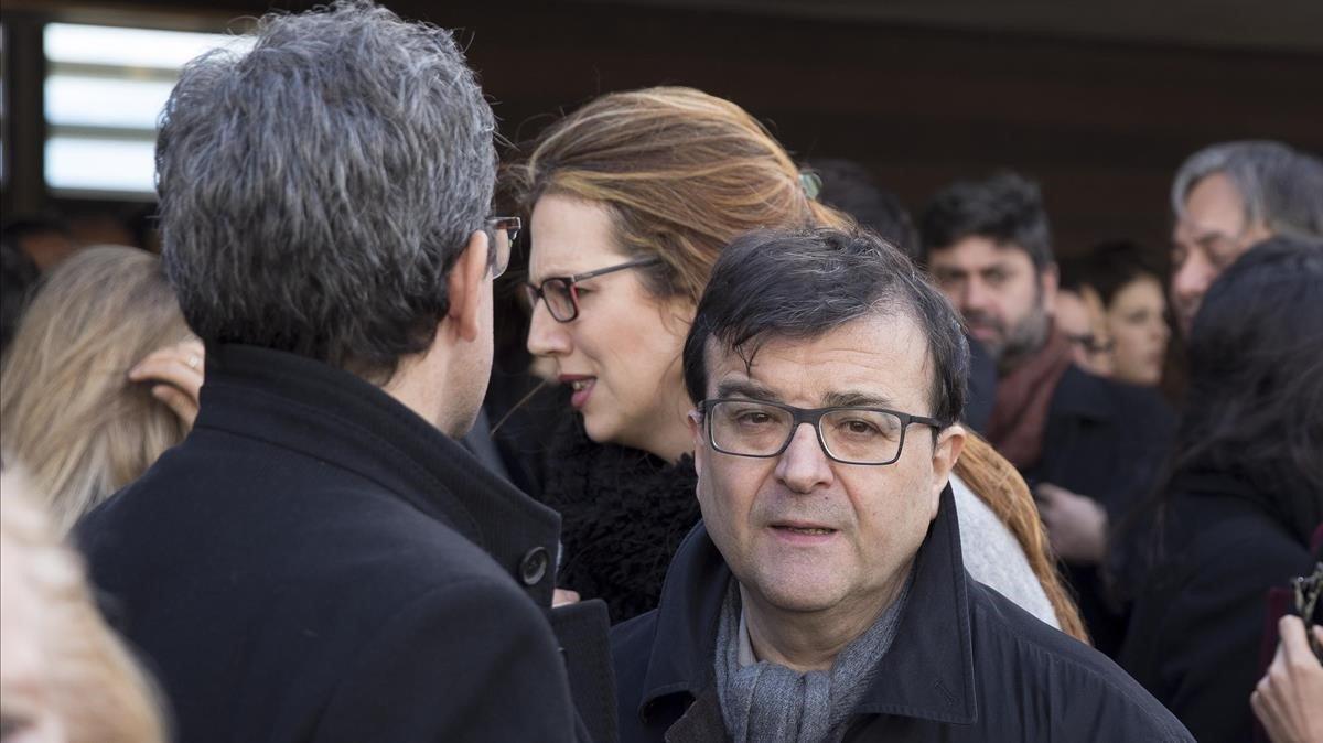 """Claudio López de Lamadrid, retratat pels seus """"carnals"""""""