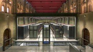El supercomputador MareNostrum.