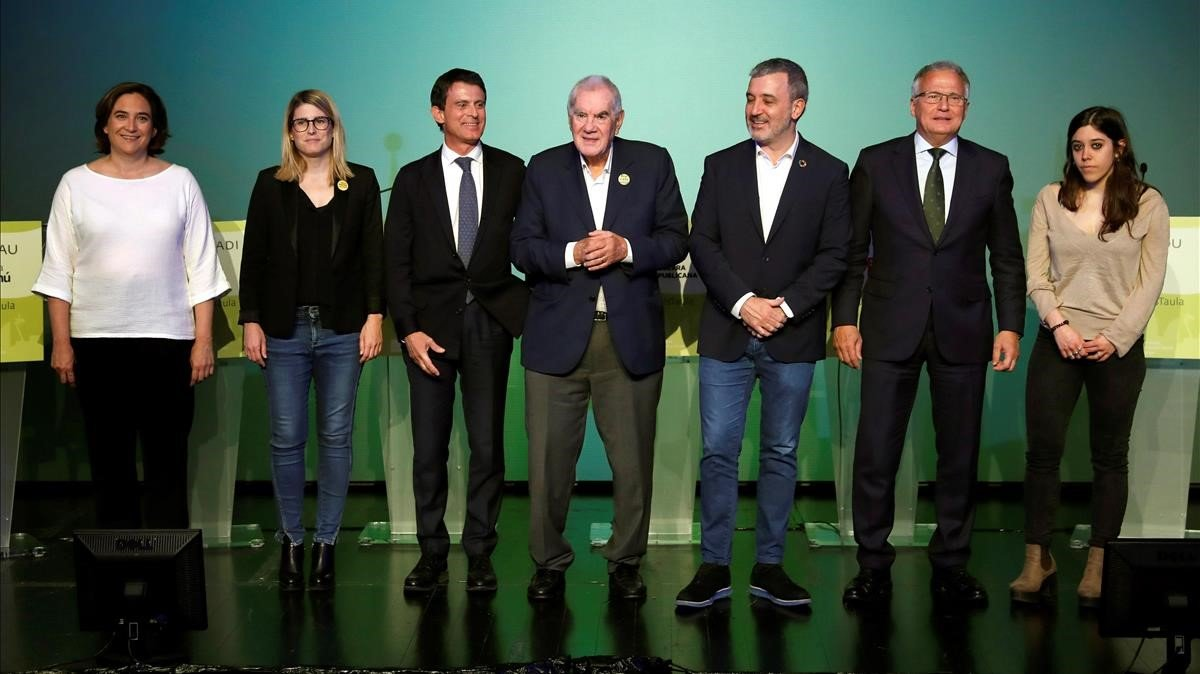 Candidats efímers
