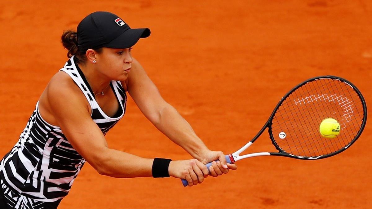 Barty-Vondrousova, final femenina de Roland Garros