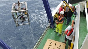 Missió a les muntanyes submarines de les Balears que un dia van ser illa