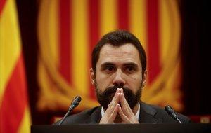 El Parlament deixa en paper mullat la resposta de l'independentisme a la sentència del procés