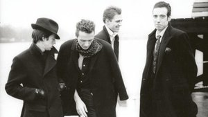 Topper Headon, Joe Strummer, Paul Simonon y Mick Jones, The Clash, en una fotografía de 1980.