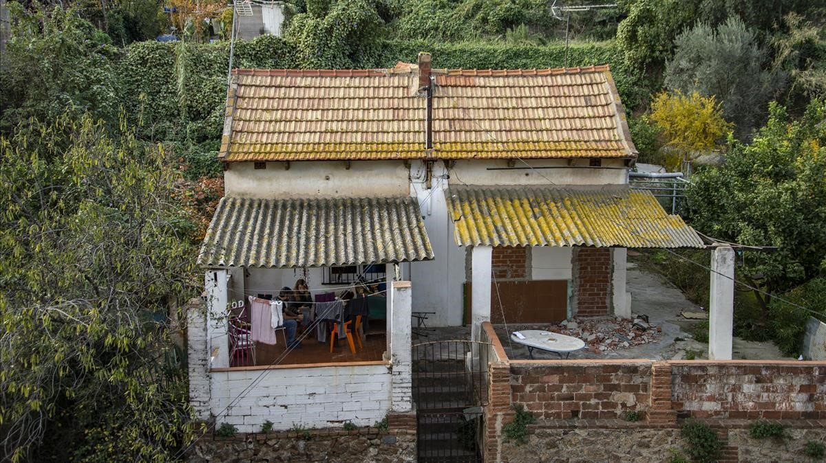 Un barri en desconstrucció