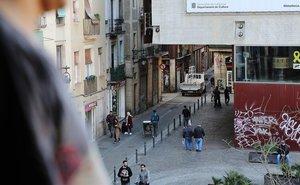 Assetjat per traficants del Raval i per un lloguer abusiu: 1.500 euros
