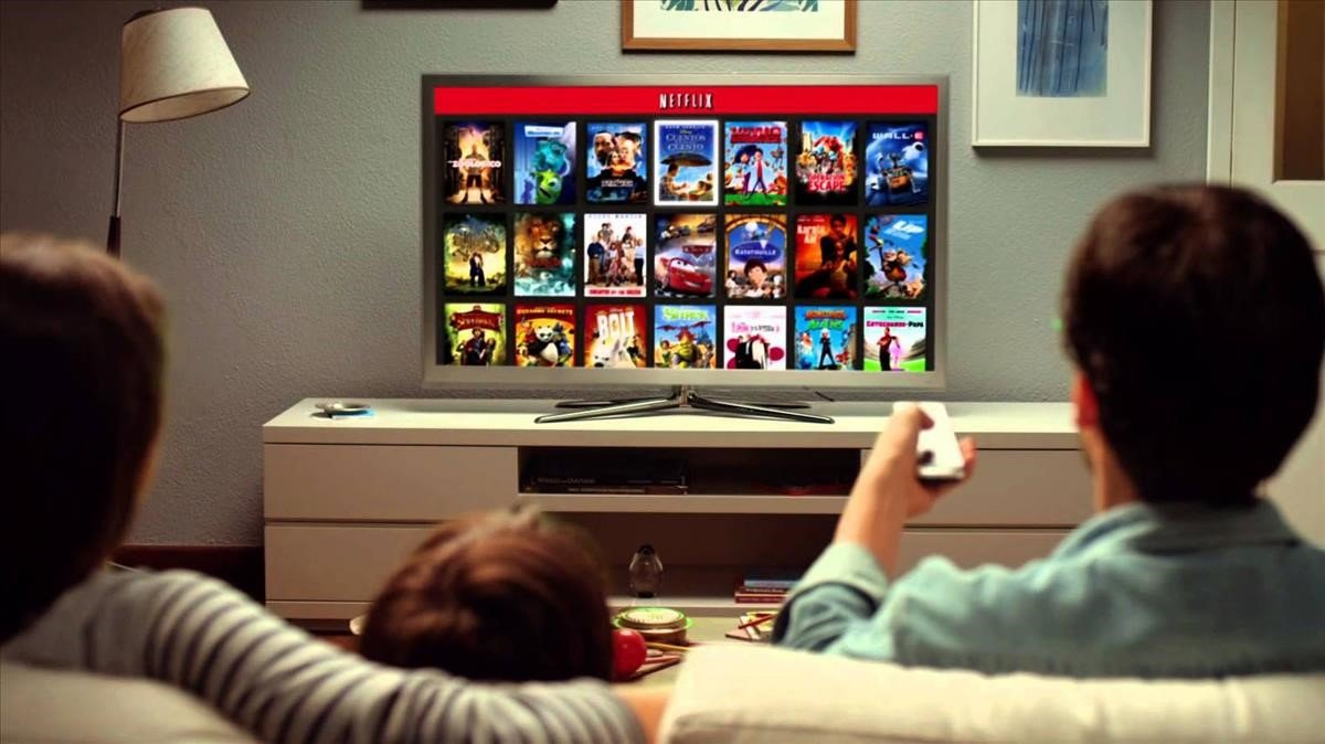 El consum de TV en 'streaming' creix un 200%