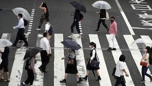 Tòquio, en estat d'alarma per l'augment de casos de Covid-19