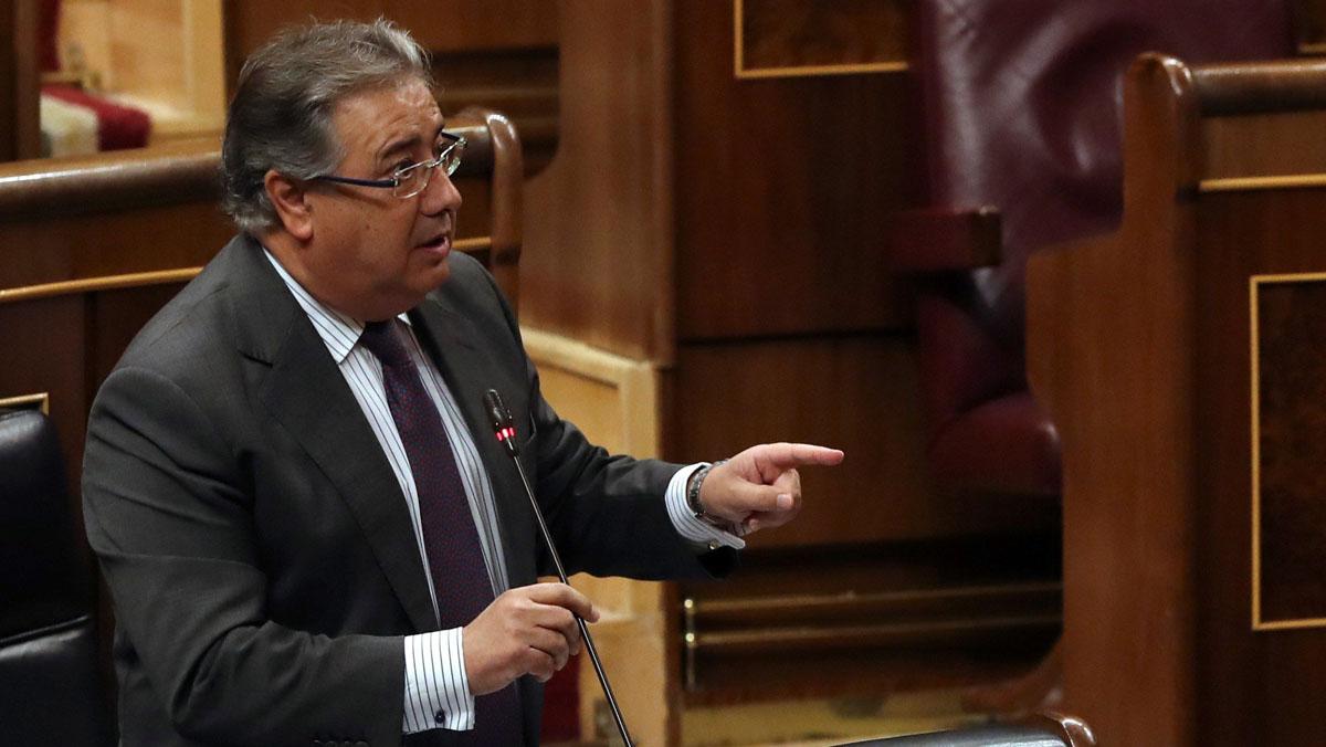 Zoido admite que no puede proteger a las mujeres que for Declaraciones del ministro del interior