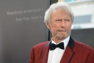Clint Eastwood, en una gala de la Warner Bros, en Los Angeles.