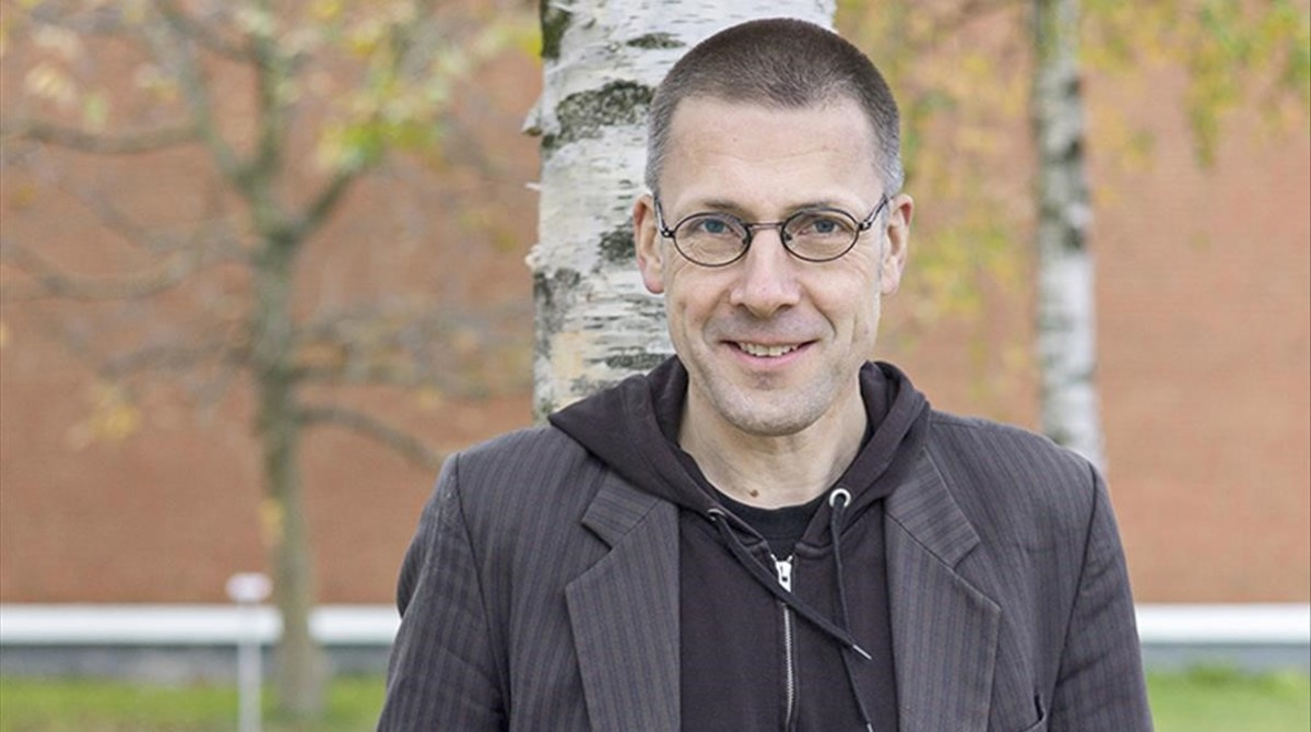 El economista alemán Niko Paech.