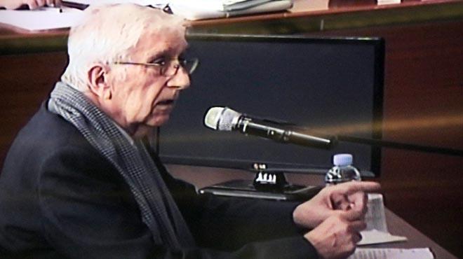 Lextresorer de CDC Daniel Osàcar nega les adjudicacions a Ferrovial.