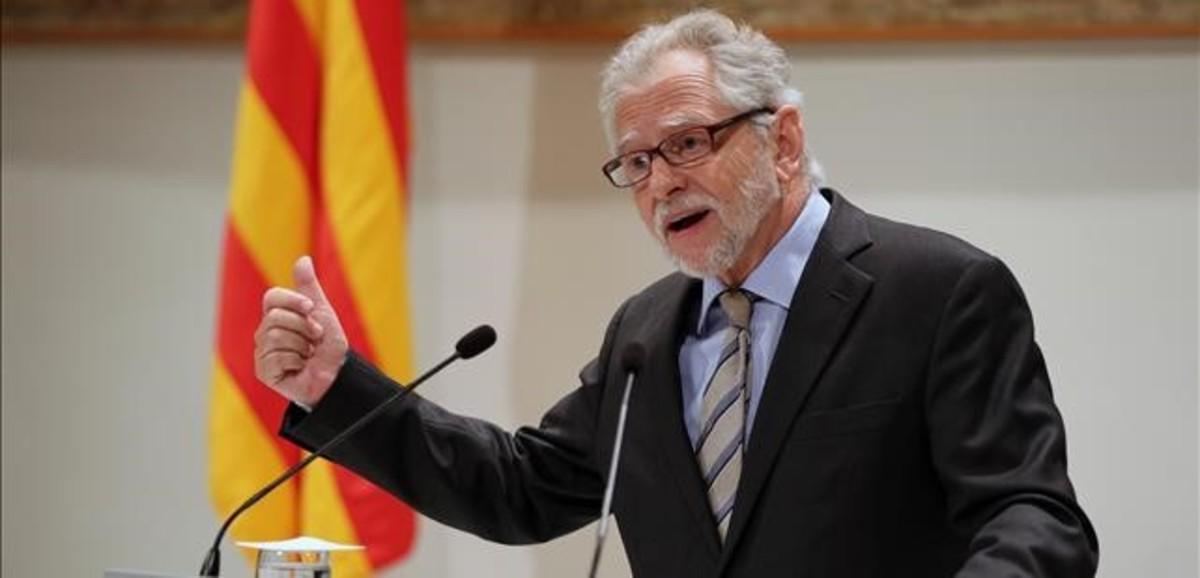 Declaración de Carles Viver i Pi-Sunyer en el juzgado