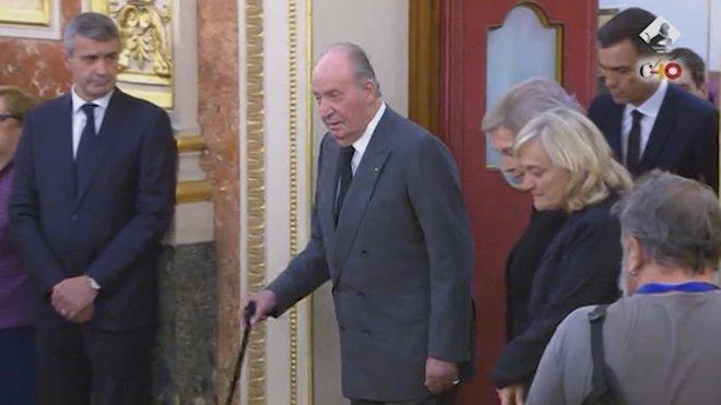 El rei Joan Carles se sotmetrà dissabte a una operació de cor