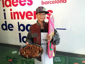 La abuela Conchita cocinará durante una semana para el ganador del sorteo.