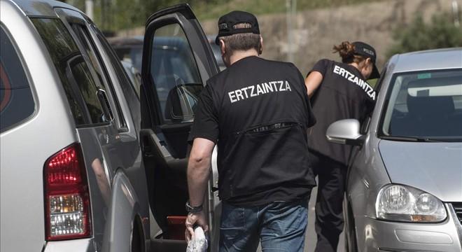 """""""Todo es terrorismo, pero ETA trataba, entre comillas, de respetar el entorno general"""", dice el viceconsejero vasco de Seguridad"""