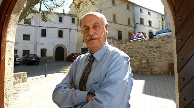 El alcalde de Pontons, Lluís Caldentey.