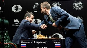Torneig de Candidats: jugar a escacs en temps del virus