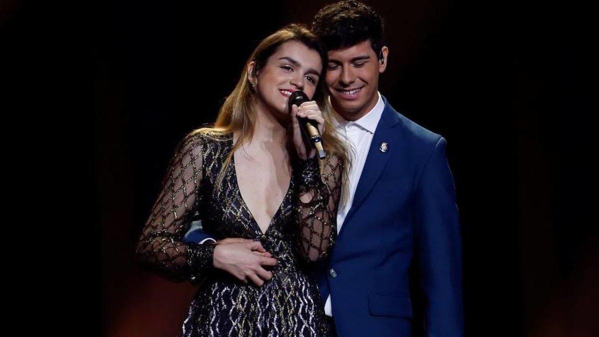 "Amaia vuelve a renegar de 'Tu canción' y Eurovisión: ""Ni me representaba ni estaba cómoda"""