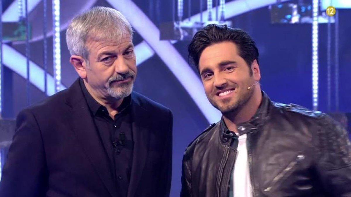 El refrito de 'Volverte a ver' se impone al cine de Antena 3 y a 'Hoy no, mañana' en La 1