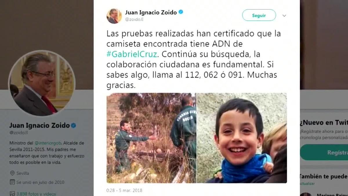 Así lo ha afirmado el ministro del Interior, Juan Ignacio Zoido, en su cuenta de Twitter.