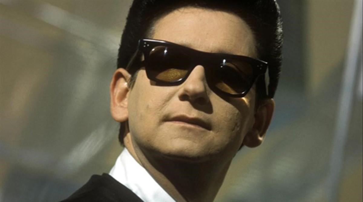 El cantante estadounidense Roy Orbison.