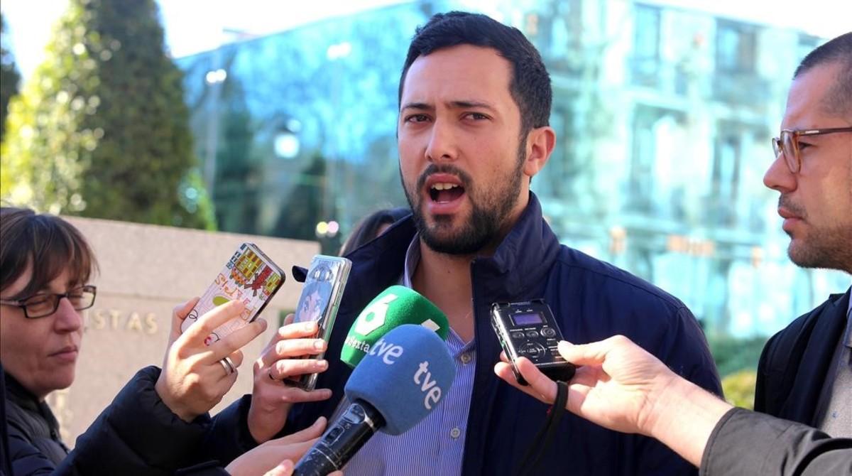 Catalá asegura que la Justicia dictará orden de detención para Valtònyc