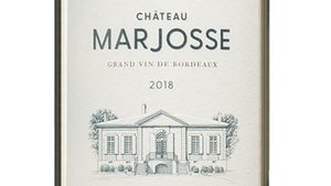Château Marjosse Blanc 2018, blanco de Burdeos