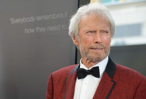 Clint Eastwood, en una gala de la Warner Bros, en Los Angeles.