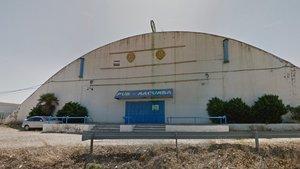 El Club Macumba, en Rincón de Soto (La Rioja), donde han pasado la cuarentena 13 personas.