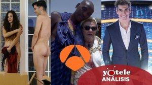 Antena 3 ensopega a l'estiu amb les seves apostes d'entreteniment i se situa a dos punts de Telecinco