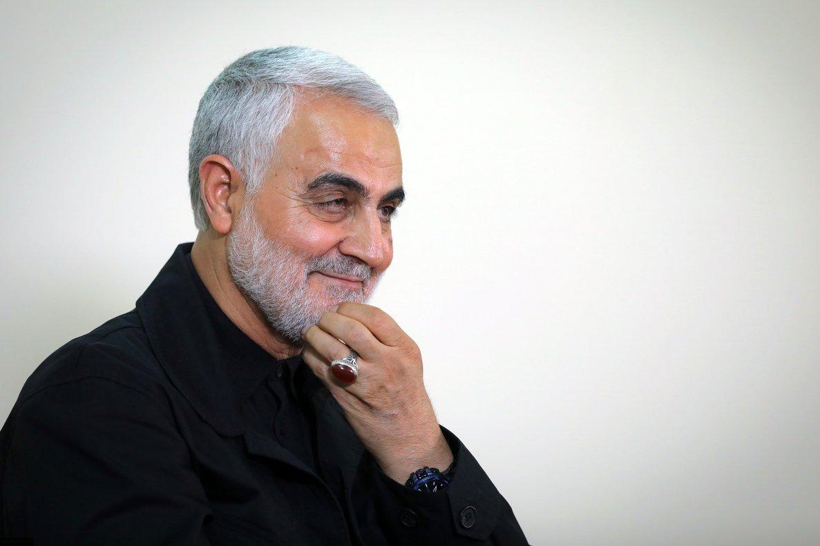 El comandante iraní Qasim Soleimani, en una imagen del pasado octubre.