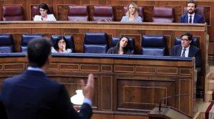 Soroll al Parlament