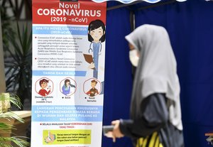 Durante dos semanas, los malasios no podrán viajar al extranjero.
