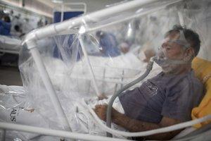 Brasil, con una población de 210 millones de habitanteses uno de los principales epicentros de la pandemia.