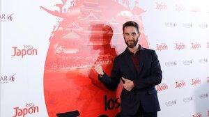 El actor Dani Rovira a su llegada a la fiesta presentacion de la pelicula 'Los Japon'que se ha celebrado en una conocida sala de fiestas de Madrid.